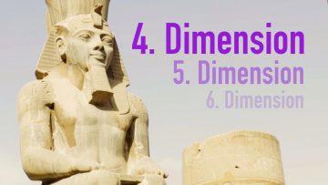 4. Dimension – 5. Dimension = 3D Matrix zerbricht